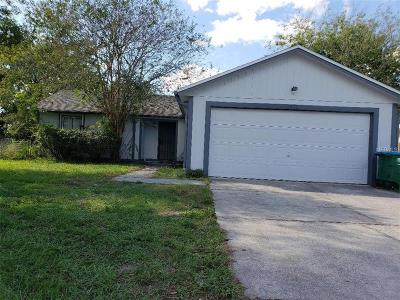 Deltona Single Family Home For Sale: 2050 N Normandy Boulevard