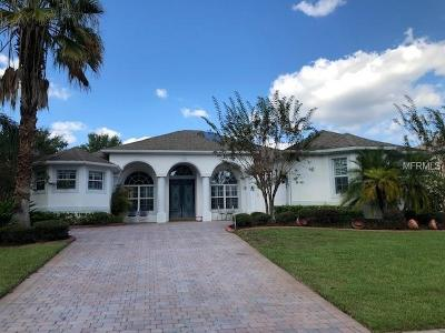 Apopka Single Family Home For Sale: 4117 Rock Hill Loop