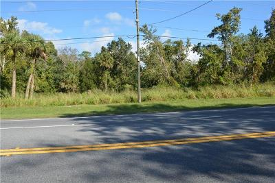 Oviedo Residential Lots & Land For Sale: 0 Chuluota Road #353637
