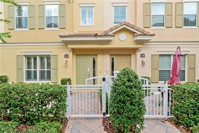 Lake Mary Townhouse For Sale: 1162 Bolton Place
