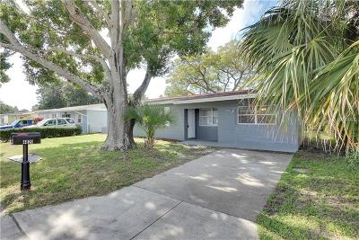Pinellas Park Single Family Home For Sale: 4820 86th Avenue N