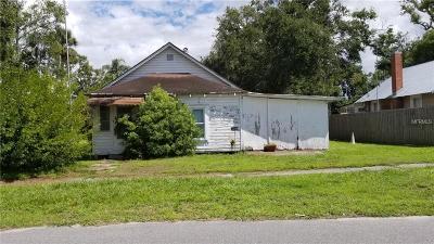 Saint Cloud FL Single Family Home For Sale: $114,900