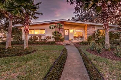 Winter Park Single Family Home For Sale: 1690 Woodland Avenue