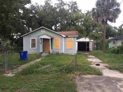 Orlando Single Family Home For Sale: 1041 25th Street