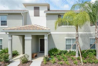 Kissimmee Townhouse For Sale: 4831 Romeo Circle