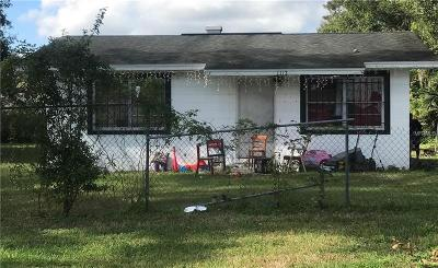 Sanford Single Family Home For Sale: 1112 S Bay Avenue