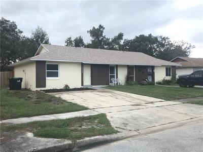 Orlando Duplex For Sale: 12336 Antonio Circle