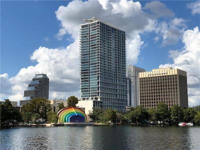 Orlando Condo For Sale: 150 E Robinson Street #215