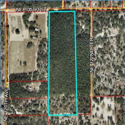 Levy County Residential Lots & Land For Sale: NE 105th Street