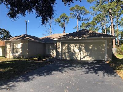 Orlando Single Family Home For Sale: 205 Ronnie Circle