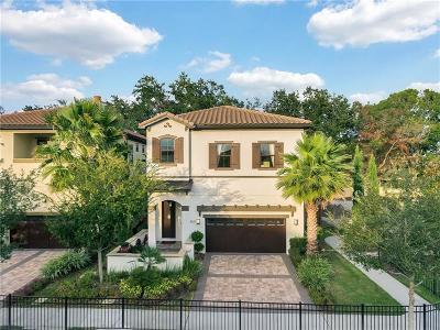 Orlando Single Family Home For Sale: 8137 Via Vittoria Way