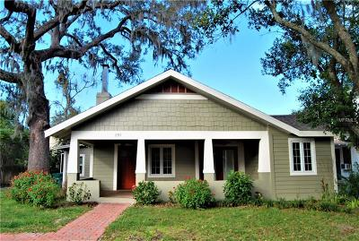 Longwood Single Family Home For Sale: 251 W Warren Avenue
