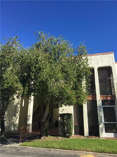 Altamonte Springs Condo For Sale: 548 Orange Drive #16