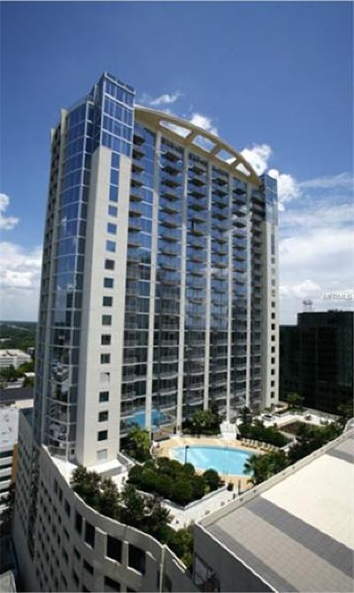 Orlando Condo For Sale: 155 S Court Avenue #1612