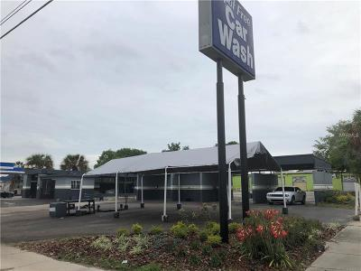 Lakeland Commercial For Sale: 1605 W Memorial Boulevard