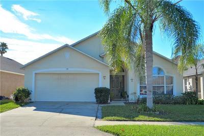 Sanford Single Family Home For Sale: 121 Rockhill Dr