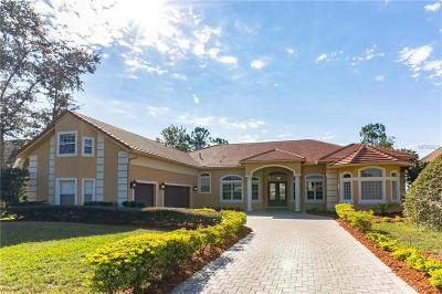 Orlando Single Family Home For Sale: 8825 Grey Hawk Point