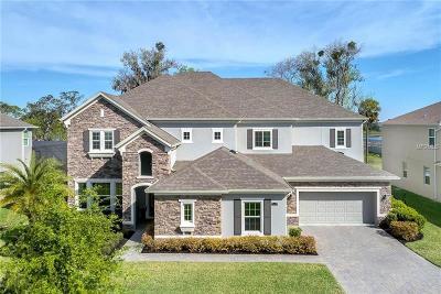 Winter Garden Single Family Home For Sale: 15986 Johns Lake Overlook Drive