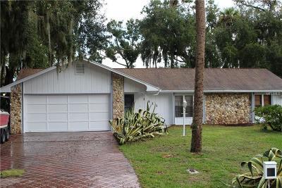 Edgewater Single Family Home For Sale: 1811 Mango Tree Drive