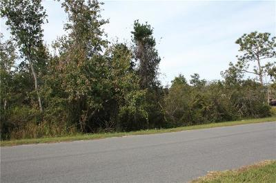 Orlando Residential Lots & Land For Sale: Babbitt Avenue #1A