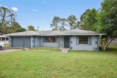 Debary Single Family Home For Sale: 113 Matanzas Rd
