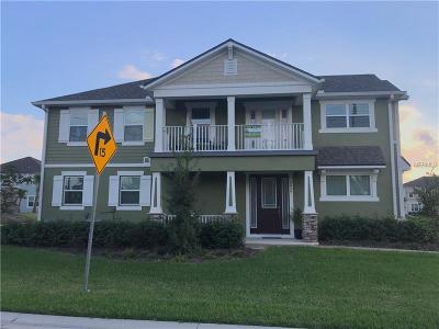 Kissimmee Townhouse For Sale: 2636 Amati Drive