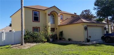 Winter Garden Single Family Home For Sale: 1415 E Spring Ridge Circle