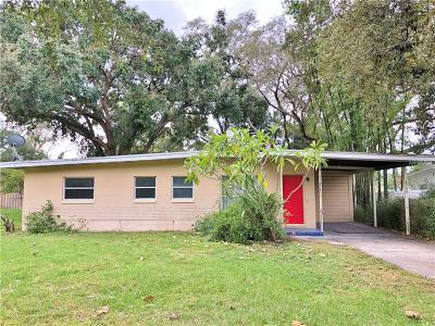Winter Park Single Family Home For Sale: 2939 Rouen Avenue