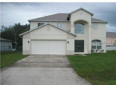 Poinciana Single Family Home For Sale: 1716 Pompano Drive
