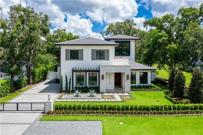 Winter Park FL Single Family Home For Sale: $2,749,000