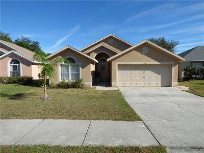 Clermont Single Family Home For Sale: 2105 Fish Eagle Street
