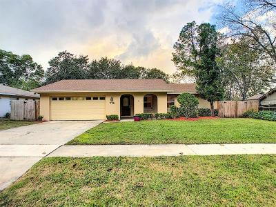 Maitland Single Family Home For Sale: 778 Lake Howell Road