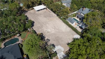 Winter Park Residential Lots & Land For Sale: 2161 Sharon Road