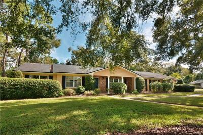 Altamonte Springs Single Family Home For Sale: 171 Hilltop Place