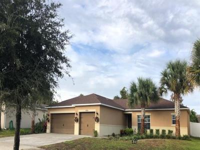 Kissimmee Single Family Home For Sale: 4105 Shelter Bay Drive