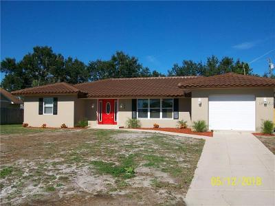 Deltona Single Family Home For Sale: 1060 Eva Street
