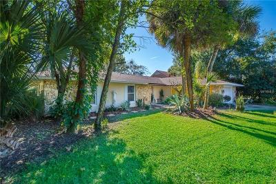 Altamonte Springs Single Family Home For Sale: 125 Spring Lake Hills Drive