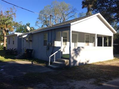 Daytona Beach Single Family Home For Sale: 307 N Caroline Street