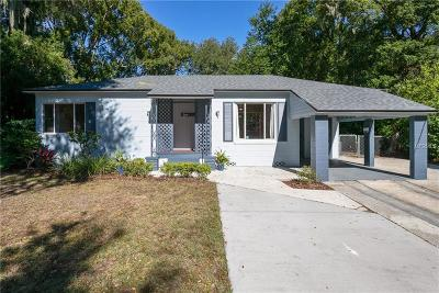 Orlando Single Family Home For Sale: 2113 Forest Circle