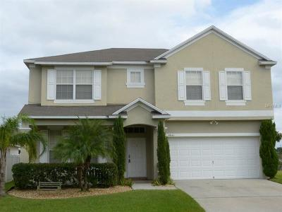 Orlando Single Family Home For Sale: 9941 Bennington Chase Drive