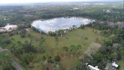 Seminole County, Volusia County Residential Lots & Land For Sale: 1100 Willingham Road