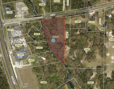 Leesburg Residential Lots & Land For Sale: County Road 48