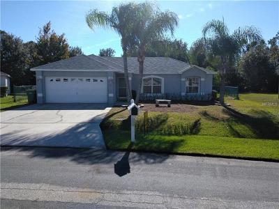 Kissimmee Single Family Home For Sale: 334 Cardiff Drive
