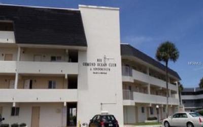Ormond Beach Condo For Sale: 855 Ocean Shore Boulevard #105