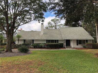 Orlando Single Family Home For Sale: 11110 Shady Oak Street