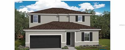 Poinciana Single Family Home For Sale: 198 Maple Drive