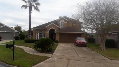 Winter Springs Single Family Home For Sale: 1017 Walnut Creek Cove