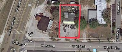 Commercial For Sale: 916 W Main Street