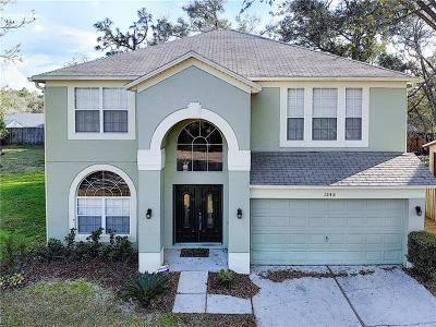 Apopka Single Family Home For Sale: 1242 Pat Patterson Court