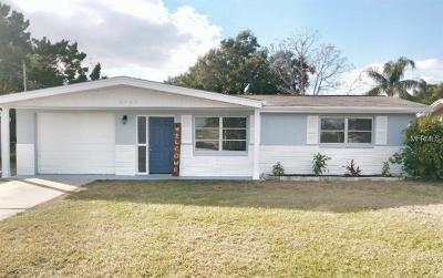 Pasco County Single Family Home For Sale: 8923 Harvey Lane